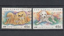 Christmas Islands  1994 Cani 400-01  USATO