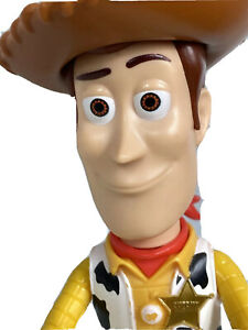 Toy Story 4 Sheriff Woody Action Figure Disney Pixar Mattel