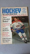 Hockey Illustrated Magazine May 1969 Beliveau Esposito Hull