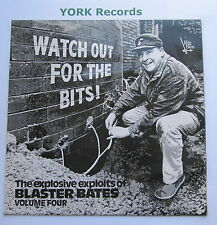 BLASTER BATES - Watch Out For The Bits - Excellent Con LP Record Big Ben BB 0007