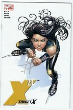 X-23 Target X # 1 1st Print NM Marvel Wolverine Logan Laura Kinney 2007