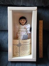 1994 Helen Kish Aimee Lin Doll LE 2500 All Dressed Up Collection 12.5 Inch