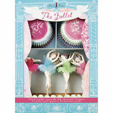 The Ballet Cupcake Kit - Birthdays/Celebrations (CSCCKBALLET)