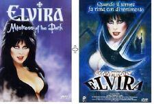 Dvd Elvira - Mistress of the Dark / La Casa Stregata Di Elvira - (2 DVD) ..NUOVO
