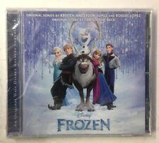 Frozen [Original Motion Picture Soundtrack] (CD)