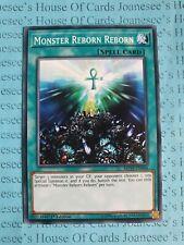 Monster Reborn Reborn MP19-EN044 Common Yu-Gi-Oh Card 1st Edition New
