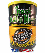 Chock Full O Nuts New York Roast Ground Coffee 297g
