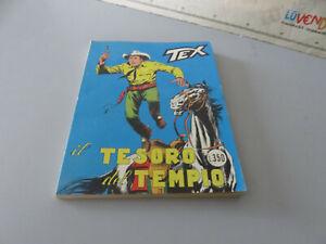 Balloon Tex N° 77 Lire 350 - Aut. 2926 - The Treasure Del Temple Sergio Bonelli