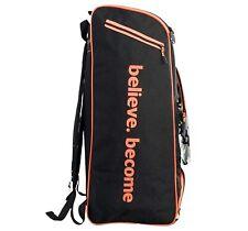 Buy SG players pak cricket kit bag, black/camo/orange