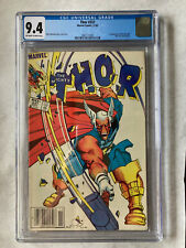 Thor #337 (1983) CGC 9.4 First appearance of Beta Ray Bill