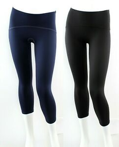 Spanx Leggings Booty Boost Active Cropped Compression, Style 2388, $88