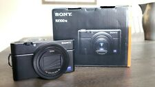 Sony Cyber-shot DSC-RX100 VII 7 Digital Camera with TONS of Extras!