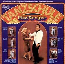 Max Greger Tanzschule-Wir lernen tanzen (1978) [CD]