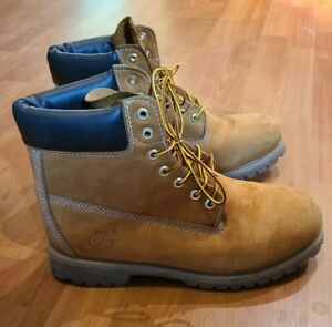 "Timberland 6"" Mens Wheat 10661 Boots. Size 11M"