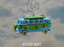 Volkswagen Van Bus Custom Ornament VW Samba T2 Surfer Surf Kombi Split Window