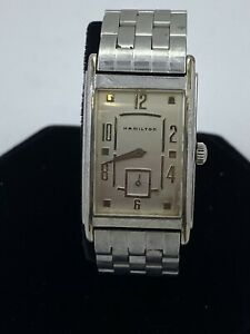 Hamilton 6269 men's Ardmore quartz watch stainless