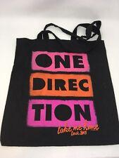 One Direction Take Me Home 2013 Tour Tote Bag