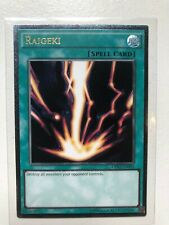 Yugioh Raigeki Ultimate Rare OP02 Near Mint