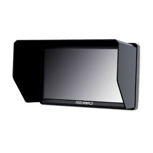FEELWORLD S55 5.5 Inch Camera Field Monitor IPS 1280x720 4K HDMI support