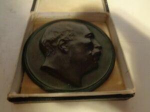 1910 German Medal Tonio Bodiker Dem Andenken Bodikers Bronze