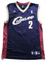 Adidas Men's M Cleveland Cavaliers #2 Mo Williams Navy NBA Basketball Jersey