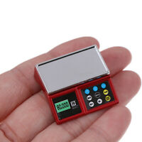 1pc 1:12 Scale Electronic Scale Miniature Dollhouse Accessories Decor Toys TRFR