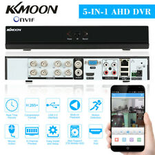 KKmoon 8CH 1080P HD-MI DVR 5IN1 Digital Video Recorder for CCTV Security Camera