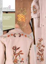 Nature's Jewels Anita Goodesign Embroidery Machine Design CD NEW