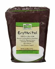 NOW Foods Erythritol2.5-Pound 2.5 lb Free Shipping