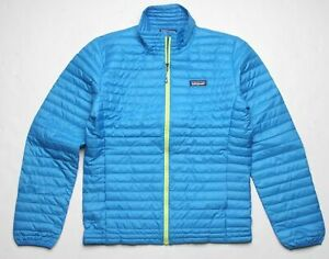 Patagonia Down Jacket (S) Blue