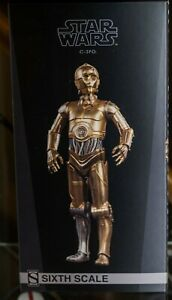 Sideshow Collectibles  C-3P0 1/6 Scale
