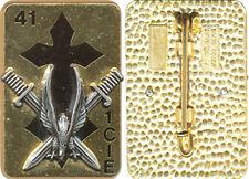 41° Régiment d'Infanterie, 1° Compagnie, rectangle, Delsart (7508)