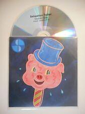 SEBASTIEN TELLIER : COCHON VILLE ♦ CD SINGLE PORT GRATUIT ♦