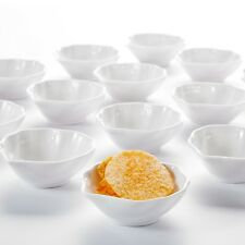 "32-pieces 3.5"" MINI Ceramic Serving Ramekin Dishes Porcelain China Dessert Dip"