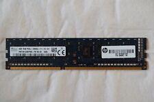 NEW - B4U36AA HP 4GB Memory Module PC3-12800 1600MHz DDR3 DIMM