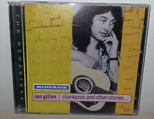 CD IAN GILLAN - CHERKAZOO & OTHER STORIES - NUOVO NEW