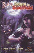 "Grimm Fairy Tales ""Return to Wonderland""(2007) - Issue #5"