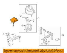 TOYOTA OEM-Crankshaft Crank Position Sensor Bracket Mount 8962126010