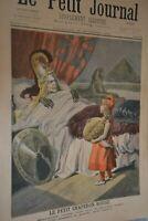 Le Petit Journal Supplémént illustré / 20 novembre 1898 /Le Petit Chaperon rouge