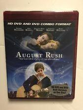 August Rush (HD DVD, 2008, HD DVD/DVD Hyrbid) NEW