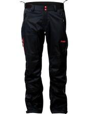 Bergans Size M Pants Womens Shell Cecilie 3941 Lightweight Black Bubblegum $160.