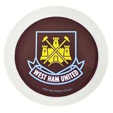 West Ham FC Official Round Football Crest Car Tax Disc Holder