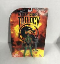 """Mortal Kombat Trilogy Jade 5.5"""" tall action figure by Toy Island"""