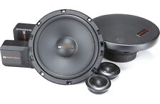 """NEW Helix Match MS 62C, 6.5"""" 2-Way Component Replacement Speakers"""