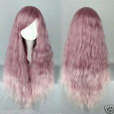 vValentine SALE Colorwig Wavy Long Hair wig.Mermaid wig Scene wig Lolita Cosplay