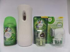 Air wick freshmatic Plus Plug in LUSH HIDAWAY   Collection Bargain Pack