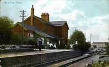 Abbey Town near Silloth. Railway Station in Lochinvar Series.