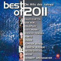 BEST OF 2011-HITS DES JAHRES CD 2 NEU