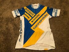 Vintage Bicycle Jersey Cannondale Shimano