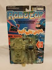 Robocop Electronic Movie Figure MOC Toy Island Orion 1993 Aus SELLER